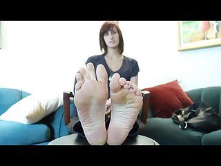 Erin duval sexy soles 9