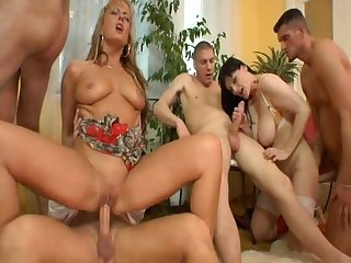 The best milf party part 2