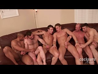 The engagement part 2 six way orgy