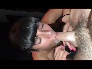 Sloppy deepthroat