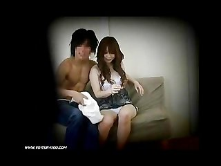 Hidden camera dorm sex