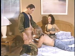 Bi dream of genie scene 2