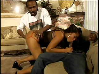 Bootylicious big black assholes scene 1