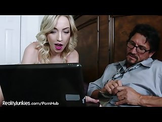 Rough your spanish out father faking sex share your