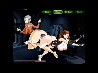 Hentai sex game sex in zero gravity
