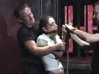Torturedrone Hogtie hairtie toe tie lots of struggling