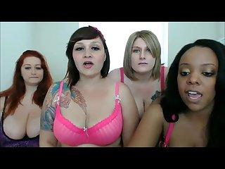 4 girl orgy