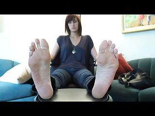 Erin duval sexy soles 10