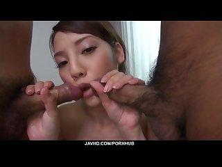 Japanese pov porn scenes with sexy rei mizuna