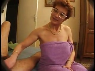 French amateur mature dp