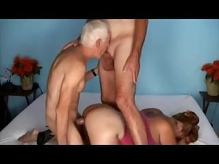 Mature Bisex threesome3