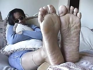 Sexy ebony soles 2