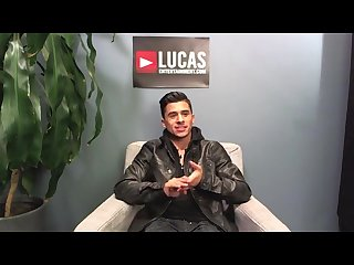 Armond rizzo interview after orgy scene with comrad magic pedro max
