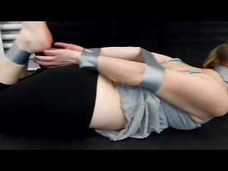 Faye hog taped