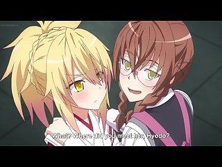 High school dxd hero uncensored episode 03 english subbed