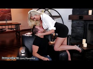British mom horny for her step son