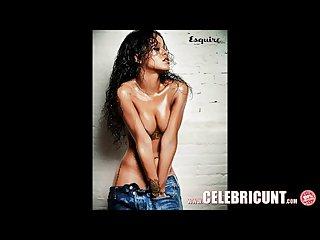 Rihanna naked shower clip bates Motel leaks