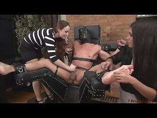 Tickle bdsm F M