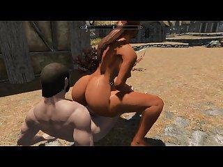 Ultra hd skyrim hentai porn vid 1