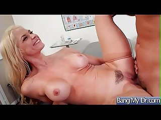 Sex In Cabinet Between Doctor And Patient (Sarah Vandella) video-26