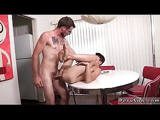 Russian man boy and white guy have sex free gay porn first time After