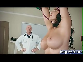 Hardcore Sex Adventure With Doctor And Patient (Reagan Foxx) vid-26