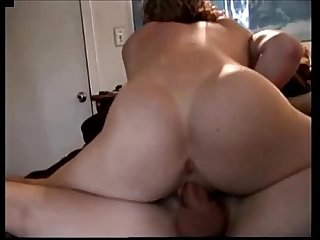 hot amateur wife banged on homemade