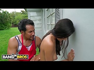 BANGBROS - Teen Gianna Dior Fucks Her Step Dad On Father's Day