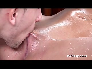 Piss in mouth - Teen Massage Gets Nasty