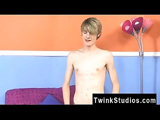 Gay nude men with legs apart Adam Scott and Preston Andrews have an