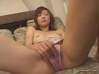 Asian Teen Getting Her Small Tits And Pussy Rubbed Stimulated With Vibrator Fing
