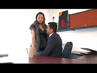 Office fetish porn