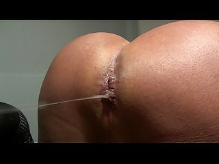 Shemale pissing sperm ass a portuguese male super big penis