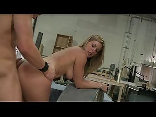 Big boobs stepmom keeps an open mind when it comes to her stepson