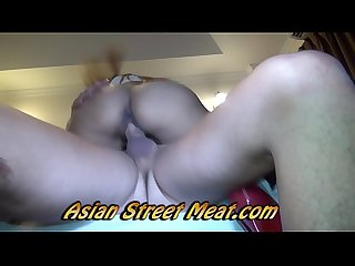 Clean asian smell and sweat