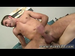 Gay grandpa solo porn movie MARCO SANTANA PLOWS SAM NORTHMAN