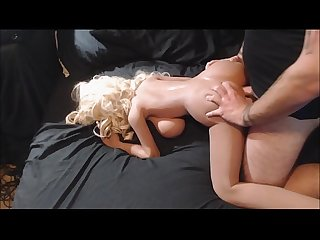 SEX DOLL FINALLY GETS A HOT FUCK!