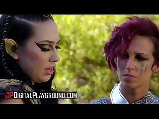 (Donnie Rock, Aria Alexander) - Quest Scene 2 - Digital Playground