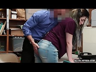 Stepdaugter Amilia got stepdad S load