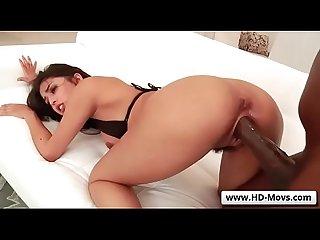 Bbc fucking ahorny brunette