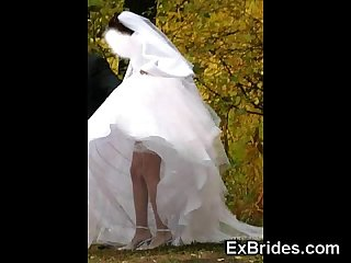 Real young brides excl