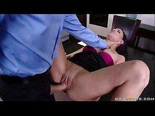 Eva angelina is the hottest secretary