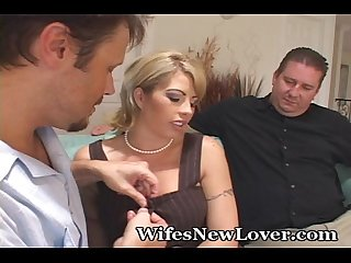 Wife Makes Hubby Jealous Of New Lover