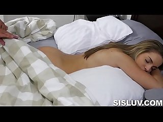Naughty kimmy granger fucks her bad stepbro