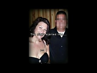 Cheating bbw milf fucks bbc after club