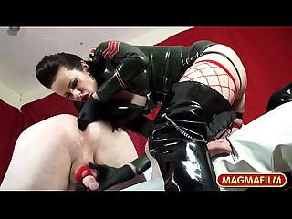 MAGMA FILM Dominatrix Kinky Threesome