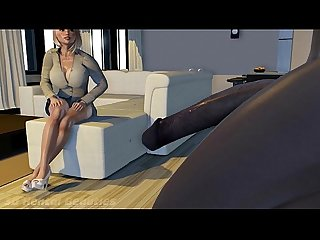 Clarissa gets blacked view more animation videos befucker com