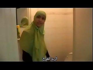 Jamila arabe marocaine hijab lesbienne Beurette