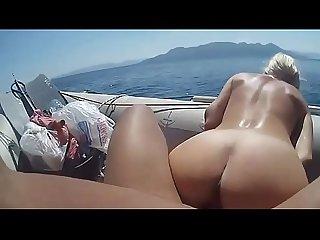 Amazing milf boat blowjob and fucking sexycamwomen com