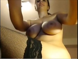 She's fucking hot - HornySlutCams.com
